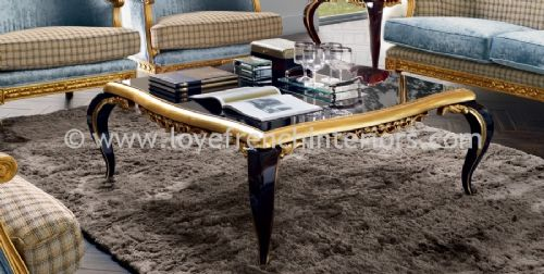 Capri Square Coffee Table